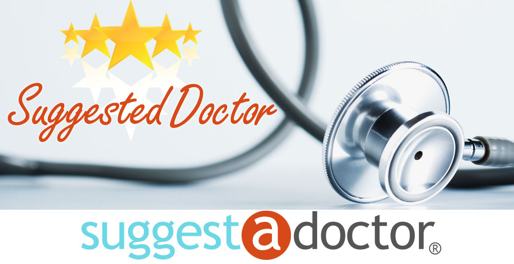 Suggest your favorite doctor at suggestadoctor.com